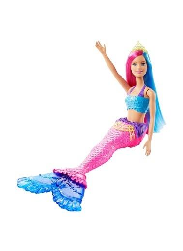 Barbie ZZ Dreamtopia Prenses Bebekler Oyuncak Bebek U318833 Renkli